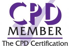 CPD Member Certification Logo