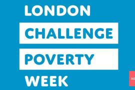 London Challenge Poverty Week Logo