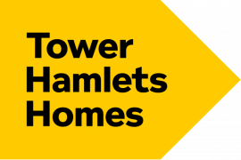 Tower hamlets homes logo