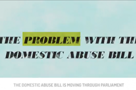 The problem with the domestic abuse bill